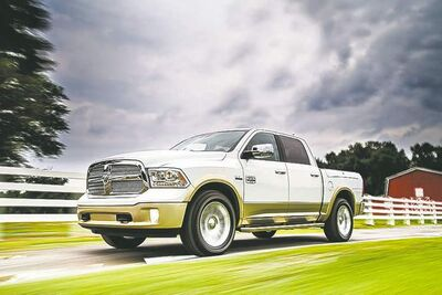 The Ram 1500 is the 2013 North American Truck of the Year.