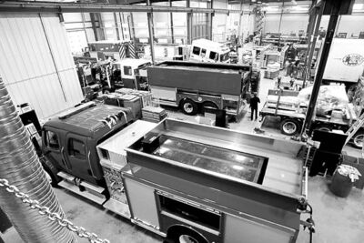 Fort Garry Fire Trucks builds as many as 125 trucks a year with prices ranging from $100,000 to $1 million. The company is the top fire truck manufacturer in Canada and is positioned to be the premier producer in North America thanks to its recent expansion.