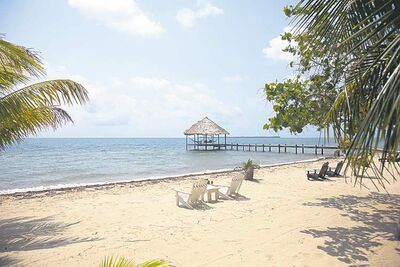 STEVE HAYPlacencia is a charming fishing village three hours from Belize City.