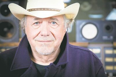 Musician Bobby Bare is one of the newest members of the Country Music Hall of Fame.