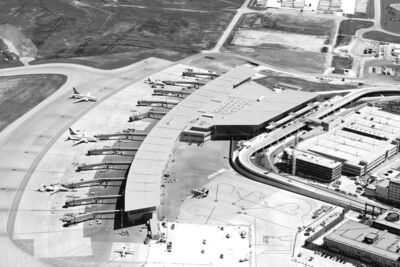 The Keystone Award was given to SMS Engineering for Winnipeg's new airport.