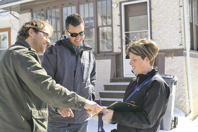 Laura Kemp of Winnipeg's Laura Kemp Appraisals Ltd. talks with Robson and Milnes about her appraisal of the Elmwood house.