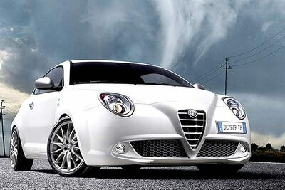 The upcoming Alfa Romeo MiTo might make it to North America.