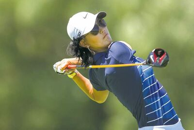 Michelle Wie: few other golfers have received so much attention for winning so little