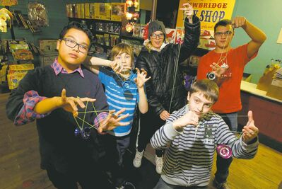 Photos by BORIS MINKEVICH / WINNIPEG FREE PRESS 