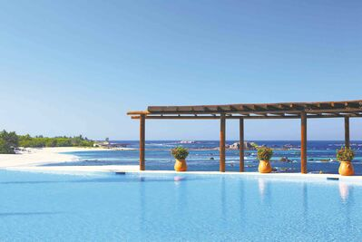 The Four Seasons Resort in Punta Mita.
