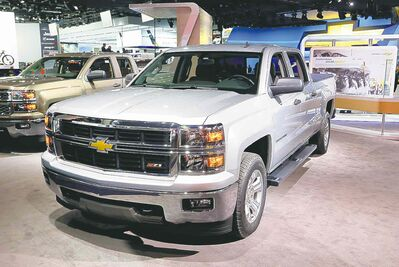 The Chevrolet Silverado has been named North American Truck of the Year.