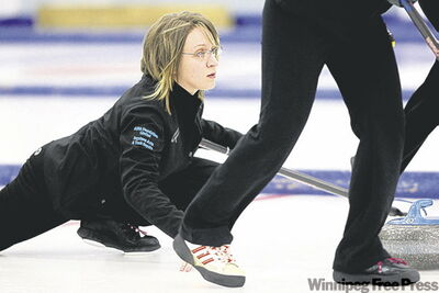 Sarah Lund defeated Katie Kruk in an extra end to secure her Victoria team�s berth into the Manitoba junior showdown.