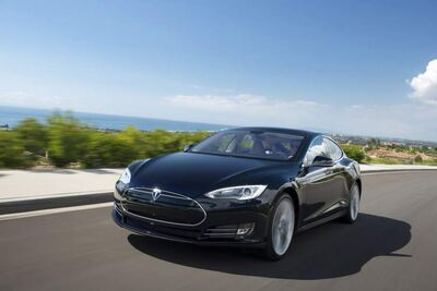 The Tesla S handled like a Porsche and was quiet like a Lexus, the report said.