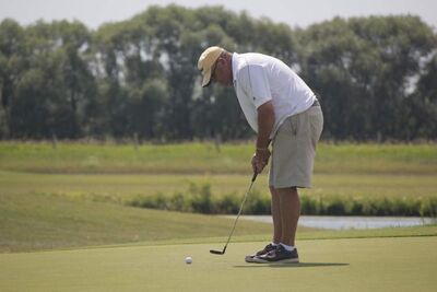 Garth Collings captured his seventh title at the Golf Manitoba Men's Mid-Amateur Championship.