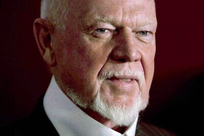 Don Cherry says the men's locker-room is no place for a woman.The outspoken CBC hockey broadcaster made the comments during his weekly Coach's Corner segment of 'Hockey Night in Canada' on Saturday night while discussing the controversy around Chicago Blackhawks defenceman Duncan Keith.