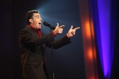 Comedian Adam Carolla, best known for his co-starring role alongside Jimmy Kimmel on The Man Show, performs in Winnipeg Nov. 30.