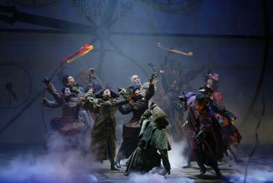 Wicked delivers dazzle and depth with a tale that is moving, funny and timely.