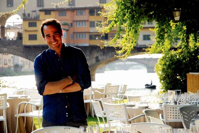 David Rocco is a Food Network Canada television show host who recently wrote a new cookbook, Made in Italy.