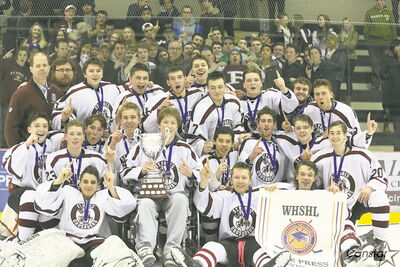 The St. Paul's Crusaders won the Winnipeg High School Hockey League's B Division in only their second season since establishing a second team.