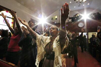 The single best predictor of whether people stick with church is whether they have a strong and deep commitment to orthodox Christian beliefs, study shows.