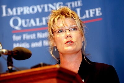 St. Boniface MP Shelly Glover has been named to the federal cabinet in Ottawa.