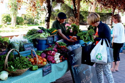 The Wolseley Farmers' Market offers Winnipeg residents a chance to get to know local farmers and vendors every Tuesday and Thursday.