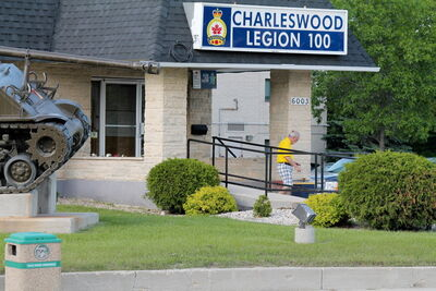 The Charleswood Legion is playing a big part in the Charleswood Centennial Celebration Weekend June 21 to 23.