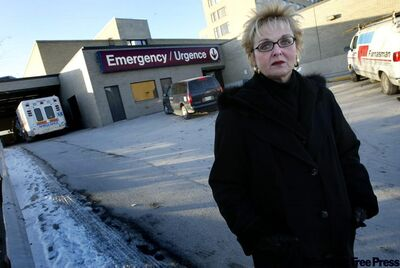 Charleswood MLA Myrna Driedger, a former nurse, returns to health after serving as finance critic for the past year.