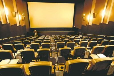 comfortable seating , wide arm rests , extra leg room -  Odeon Cineplex   VIP  movie theatre McGillivray, Randall King  feature  KEN GIGLIOTTI  / WINNIPEG FREE PRESS  / Oct 30 2012