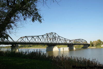 City budget documents have pegged the cost of a new Louise Bridge at no less than $100 million.