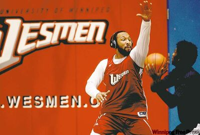 The Wesmen team name will stay for now.