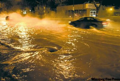 WAYNE GLOWACKI/WINNIPEG FREE PRESS archives 