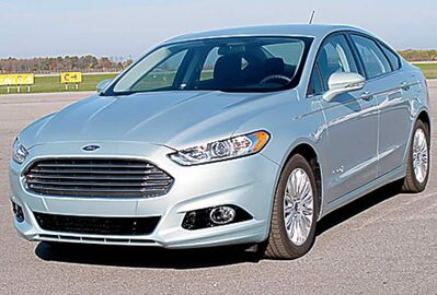 The Fusion Hybrid might be the best looker in the bunch, with a stylish front grill reminiscent of a Jaguar or maybe even an Aston Martin. The interior is also plush with comfortable seats and a long list of creature comforts.