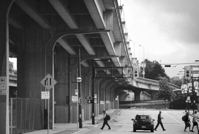 Georgia viaduct is one of two partly completed freeways slated for demolition in Vancouver.