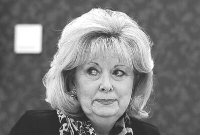 Pamela Wallin has been slapped with a deadline to repay ineligible travel expenses or face having her wages garnished.