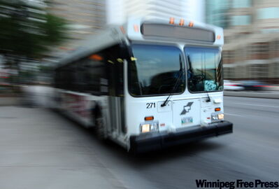 Transit routes are changing on Sunday.