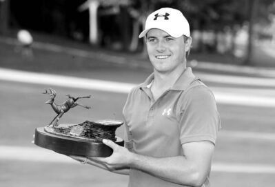 Jordan Spieth will still be a teenager when he tees off this week at the British Open, a spot he only earned Sunday by winning the John Deere Classic.