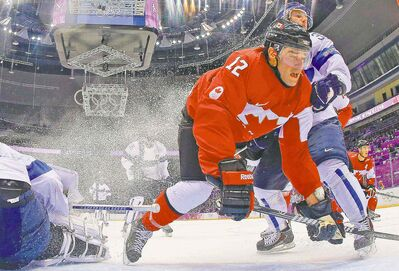 The benefits of NHL participation in the Olympics are not very tangible.