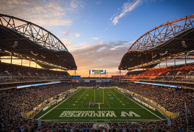 The province has kicked in another $1.5 million to cover the cost of some additional pavement work and improvements to the concessions areas at the Investors Group Field