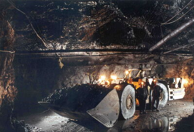 Ore is taken from Vale's Birchtree mine, one of three in the Thompson area.