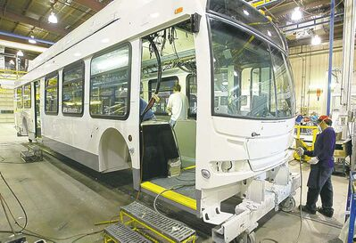 Manufacturing dropped slightly in manitoba in October, new statistics show.