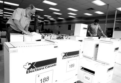 John Lucas / POSTMEDIA News Service FILES 