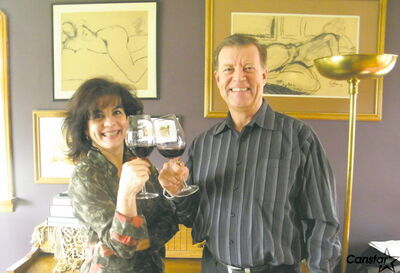 Flavia Fabio and Dave Wilkins want to make life for Winnipeggers fun with food and wine.