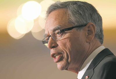 Federal Finance Minister Joe Oliver said he's confident in Statistics Canada's estimate of Manitoba's population despite the agency's recent error on job creation.