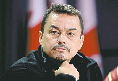 Adrian Wyld / The Canadian Press archivesShawn Atleo: under doctor�s orders to take time off work.