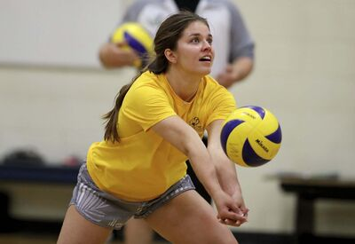 TREVOR HAGAN / WINNIPEG FREE PRESS</p><p>With a highly recruited roster featuring the likes of Taylor Boughton from the St. Mary&#39;s Academy, Manitoba&rsquo;s women&rsquo;s volleyball team should challenge for a medal at the Games.</p>