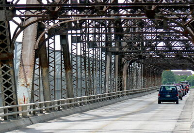 The Arlington Bridge will be closed for repairs until Aug. 31. It's a good time to begin studying the effect decommissioning the 102-year-old bridge would have on traffic throughout northwest Winnipeg, Coun. Ross Eadie says.