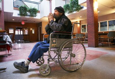 Bill Rockwell has been without disability benefits for two months because his doctor was away and he couldn't get his annual letter saying he is still disabled.