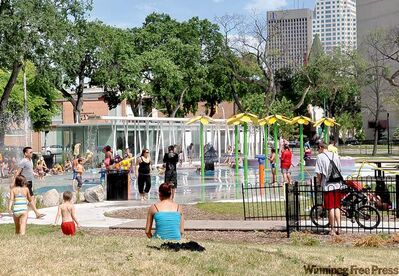 Central Park's makeover has re-established the inner-city facility as the heart of what is now the city's densest and most ethnically diverse neighbourhood.