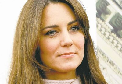 Kirsty Wigglesworth / The Associated Press archivesThe Duchess of Cambridge�s pregnancy was announced early because of her hospitalization.