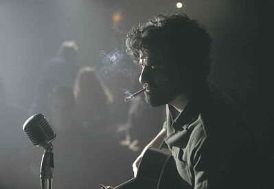 Oscar Isaac plays self-sabotaging singer Llewyn Davis in Joel and Ethan Coen's latest movie, set in the Greenwich Village folk scene in 1961.