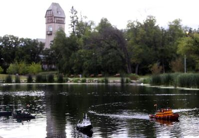 Assiniboine Park is Winnipeg's version of New York's Central Park, surrounded by Winnipeg's most sought-after neighbourhoods.