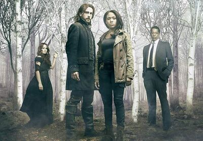 Fox series Sleepy Hollow debuts Sept. 16.