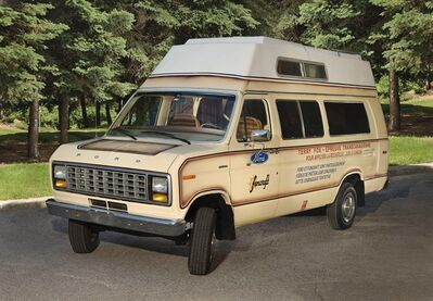 "The beige econoline camper van, shown in a recent photo, that served as Terry Fox's home during his 1980 Marathon of Hope will be on display to the public over the Canada Day weekend. The van is more than just a vehicle. It's a piece of history that carries many memories for his brother, Darrell.""THE CANADIAN PRESS/HO - Canadian Museum of Civilization-Chris Uhlig"